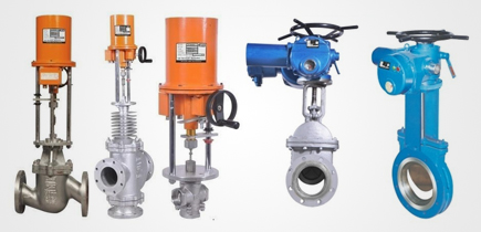 Motorized Valves Products