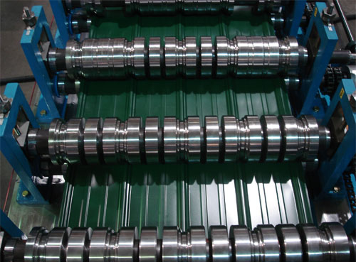 IMPLEMENTING OF HEAT TREATING TEMPERATURE MONITORING AND MANAGEMENT SYSTEM FOR ROLLER