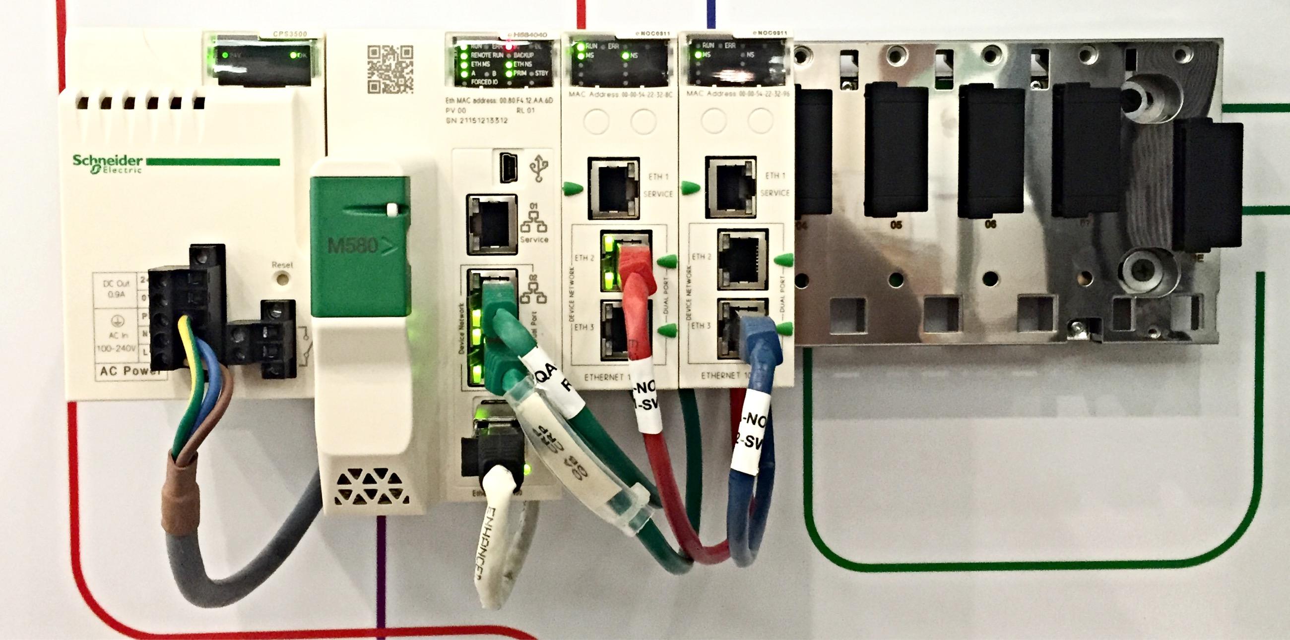 ePac Controller : - MODICON M580