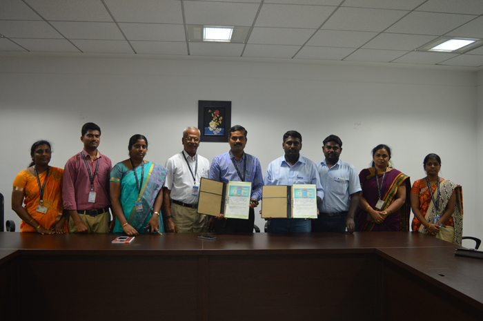 MOU Sri Krishna College of Engineering And Technology Coimbatore, Tamil Nadu
