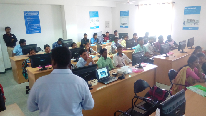 Seminar on Industrial Automation Info Institute of Engineering Coimbatore, Tamil Nadu