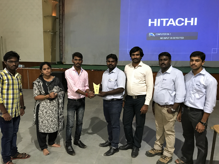 Embedded Systems Workshop on government college of technology Coimbatore