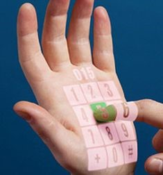Haptics is a technology that uses touch (tactile) sensation to control and interact with computers