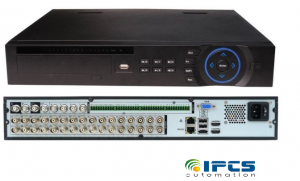 A detailed study into NVR and DVR is needed to know the best option