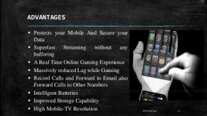 6G mobile technology advantages