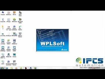 To set IP Address in DELTA PLC by using DCIsoft